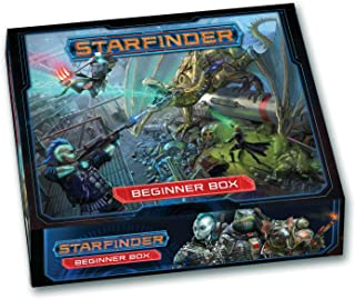 لعبة ستار فايندر للعب الأدوار: صندوق المبتدئين