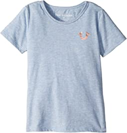 True Religion Kids - Crafted Pride Tee (Toddler/Little Kids)