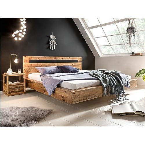 Massivholz Schlafzimmer: Amazon.de