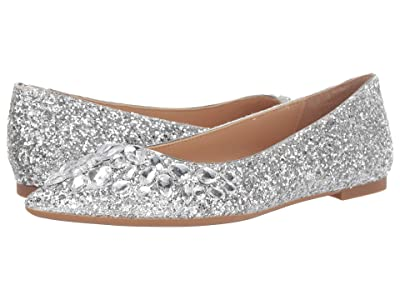 Jewel Badgley Mischka Ulanni (Silver) Women