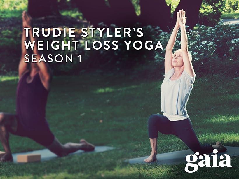 Gaiam: Trudie Styler Weight Loss Yoga