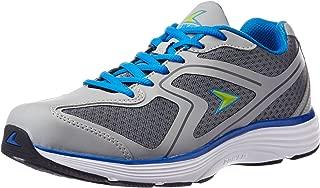 Power Men's Cosmo Ind115 Grey Running Shoes