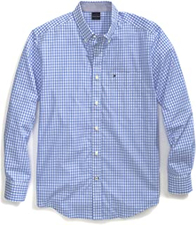 Men's Adaptive Magnetic Long Sleeve Button Down Shirt Custom Fit