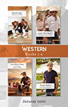 Western Box Set 1-4/Fortune's Fresh Start/The Texas Rancher's Family/The Colorado Cowboy's Triplets/The Cowboy's Dilemma (The Fortunes of Texas: Rambling Rose)