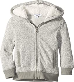 Marled Fleece Hoodie (Infant)