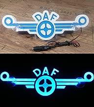 3d 24/V lumi/ère LED Neon plaque pour homme Trucker Camion Vert Logo Sign Table illuminant Only Forward/?/Ne pas d/éranger les faire tout en Conduisant