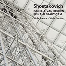Shostakovich: Sonatas for Violin & Viola