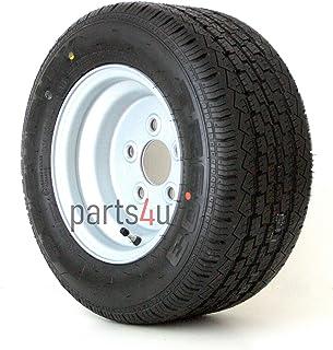 Compleet wiel 195/55 R 10C 98/96N LK112x5 aanhanger TR603 banden M+S 195 55 R10C aanhangerwiel banden 112 x 5