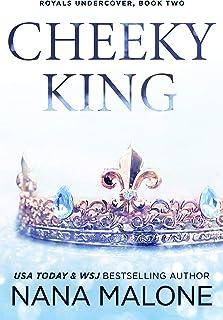 Cheeky King (Winston Isles Royals Book 2)