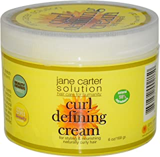 (Pack of 2) Jane Carter Solution Curl Defining Cream, 6 oz