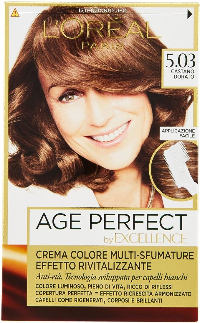 LOréal Paris Excellence Age Perfect Crema Colore Effetto ...