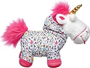 Build A Bear Fluffy The Unicorn with Sleeper Outfit 14in. Stuffed Plush Toy Animal
