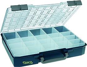 Raaco 136334 - Caso surtido carrylite 80, 5x10-20, azul,