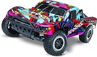 Traxxas Slash: 1/10-Scale Nitro-Powered 2WD Short Course Truck with TQ 2.4GHz radio and TSM, Hawaiian