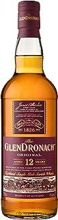 The GlenDronach - Original - 12 Jahre - Highland Single Malt Scotch Whisky - 43% Vol. 1 x 0.7 L / Es sind die Sherryfässer, die ihn so besonders machen.