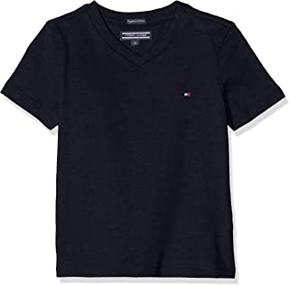 Tommy Hilfiger Basic VN Knit S/S T-Shirt Garçon