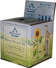 Large Battery Recycling Box (50 Pound Max.)