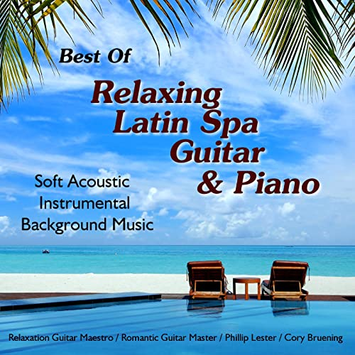 Soothing Guitar by Relaxation Guitar Maestro on Amazon Music