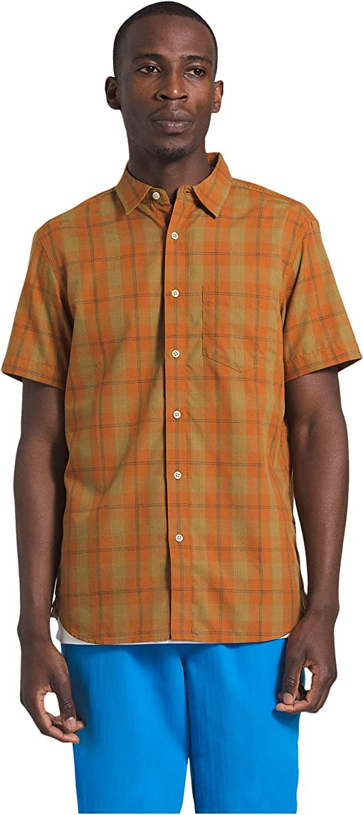 Caramel Cafe Check Plaid