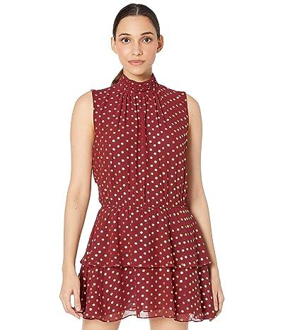 Yumi Kim Kiss Me Dress (Hot Spot Wine) Women
