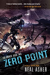 Zero Point (The Owner Book 2)
