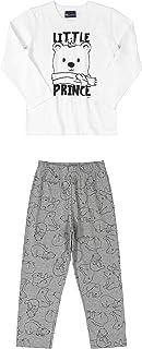 Conjunto Pijama Camiseta e Calça, Quimby, Meninos