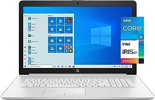 HP 2021 portátil con pantalla Full HD de 17,3 pulgadas, 11ª generación Intel Core i5-1135G7 (>i7-1065G7), Intel Iris Xe Gr...