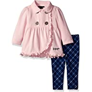 Tommy Hilfiger Baby Girls 2 Pieces Jacket Set