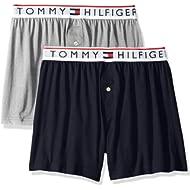 Men's Underwear Modern Essentials Knit Boxers