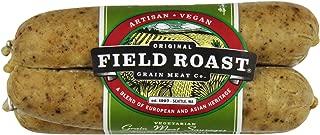Field Roast, Vegetarian Grain Meat Sausages, Smoked Apple Sage , 12.95 oz (Frozen)