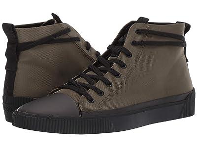 BOSS Hugo Boss Zero Hit Sneakers (Dark Green) Men
