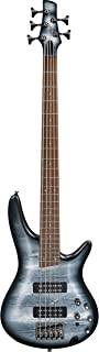 Ibanez SR305EBPM SR Standard 5-String Bass Guitar (Black Planet Matte)