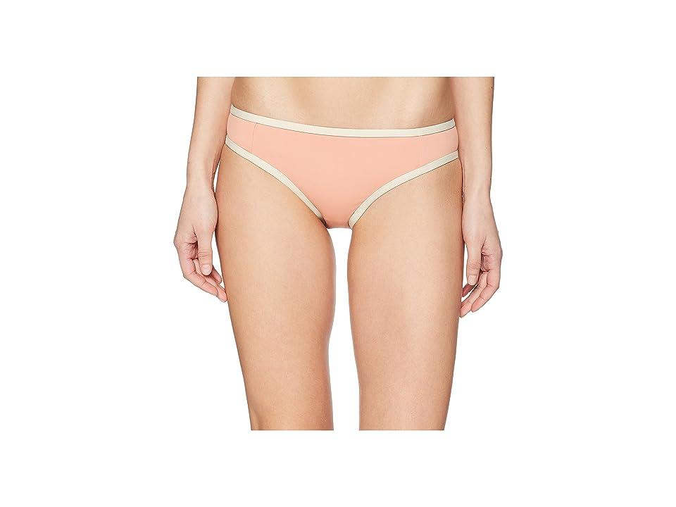 Tavik Jayden Full Swim Bottom Color Blocked (Desert Clay/Tapioca) Women
