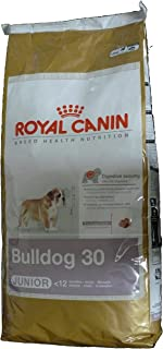 Royal Canin C-08940 S.H. Nut Bulldog Junio - 12 Kg