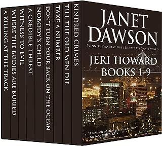 The Jeri Howard Anthology: Books 1-9 (The Jeri Howard Series)