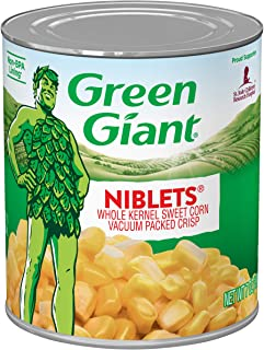 Green Giant Whole Golden Corn Niblets, 7 Ounce Can (Pack of 12)