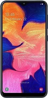 Samsung Galaxy A10 Dual SIM - 32GB, 2GB RAM, 4G LTE, Black, UAE Version