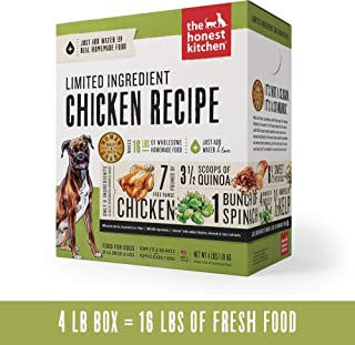 Best honest kitchen chicken Reviews