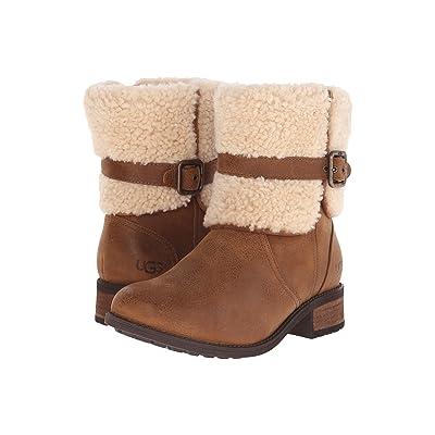 UGG Blayre II (Chestnut Leather) Women