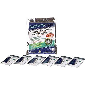 Amazon Com Batterychem 0610786 995 Battery Rejuvenator Automotive
