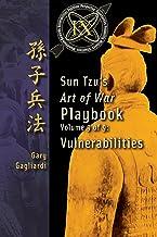 Volume 9: Sun Tzu's Art of War Playbook -- Vulnerabilities (Sun Tzu's Art of War Rule Book)