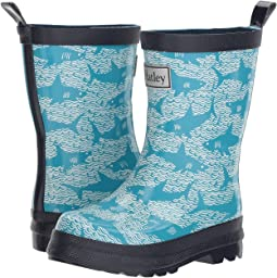 Hatley Kids Shark Alley Rain Boots (Toddler/Little Kid)