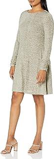 فستان حريمي طويل الأكمام مكشكش على شكل حرف A من Jessica Howard