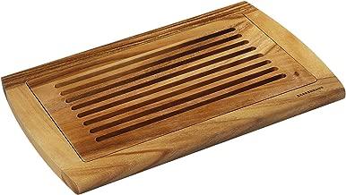 Holz Zassenhaus 0000055306 Fr/ühst/ücksbrett braun 1 x 15 x 22 cm
