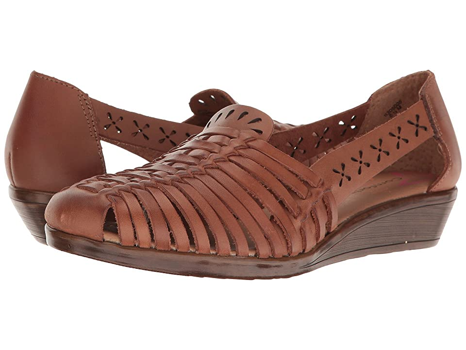 Comfortiva Fairfax (Rust) Women