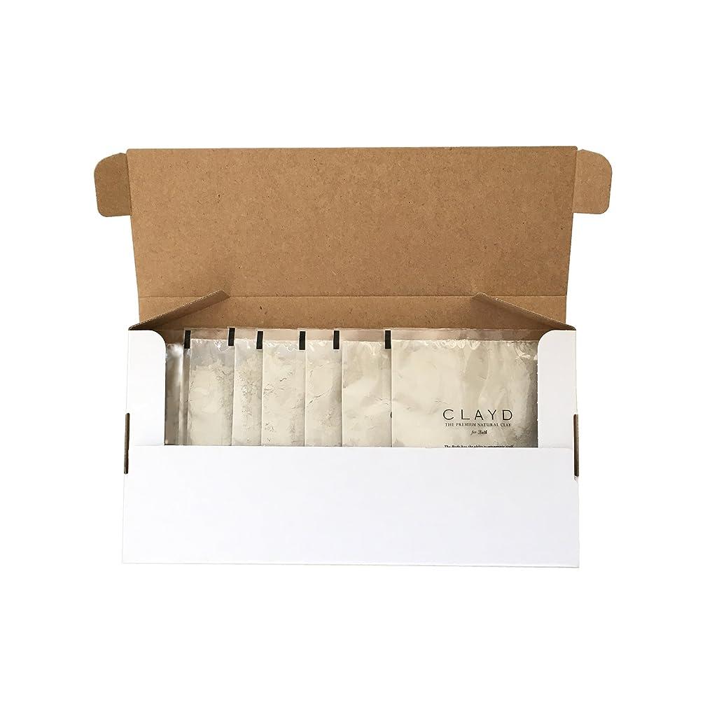 力学多年生時制CLAYD for Bath(クレイドフォーバス)ONE WEEK TRIAL(30g×7袋)