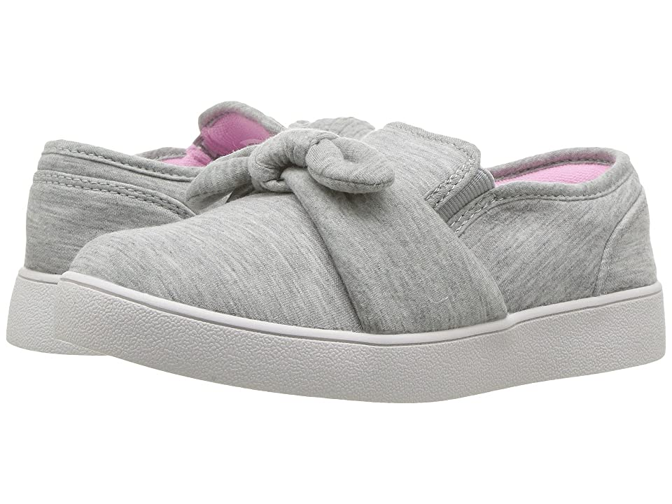 Nine West Kids Odettah (Little Kid/Big Kid) (Grey Jersey) Girls Shoes