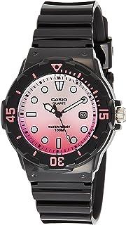 Casio LRW-200H-4EVDR For Women-Analog, Casual Watch, Resin