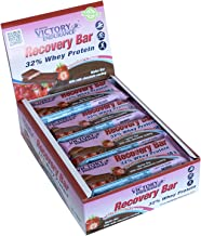 Weider Recovery Bar Strawberry Flavor Recovery Wafer bar with 32 Protein 12×50 g Estimated Price : £ 12,15