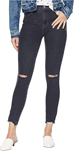 Alana High-Rise Crop Skinny in Ashes Destruct